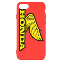 Чохол для iPhone 7 Honda Vintage Logo