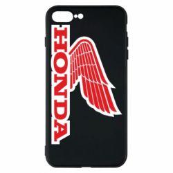 Чохол для iPhone 8 Plus Honda Vintage Logo