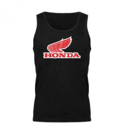 Мужская майка Honda Vintage Logo - FatLine
