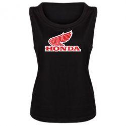 Женская майка Honda Vintage Logo