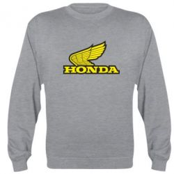 Реглан Honda Vintage Logo - FatLine