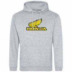 Мужская толстовка Honda Vintage Logo - FatLine
