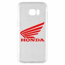 Чехол для Samsung S7 EDGE Honda