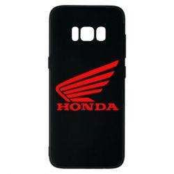 Чехол для Samsung S8 Honda