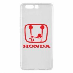 Чехол для Huawei P10 Plus Honda - FatLine