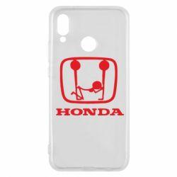 Чехол для Huawei P20 Lite Honda - FatLine