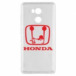 Чехол для Xiaomi Redmi 4 Pro/Prime Honda - FatLine