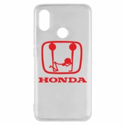 Чехол для Xiaomi Mi8 Honda - FatLine