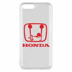 Чехол для Xiaomi Mi6 Honda - FatLine