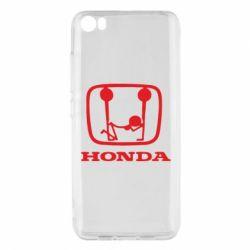 Чехол для Xiaomi Xiaomi Mi5/Mi5 Pro Honda - FatLine
