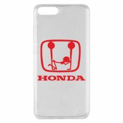 Чехол для Xiaomi Mi Note 3 Honda - FatLine