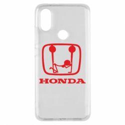 Чехол для Xiaomi Mi A2 Honda - FatLine