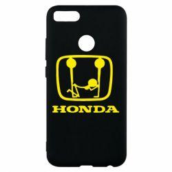 Чехол для Xiaomi Mi A1 Honda - FatLine