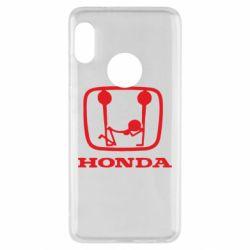 Чехол для Xiaomi Redmi Note 5 Honda - FatLine