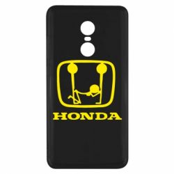 Чехол для Xiaomi Redmi Note 4x Honda - FatLine