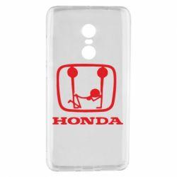 Чехол для Xiaomi Redmi Note 4 Honda - FatLine