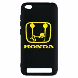Чехол для Xiaomi Redmi 5a Honda