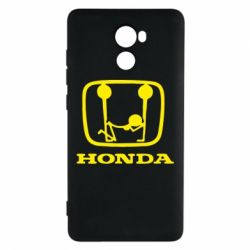Чехол для Xiaomi Redmi 4 Honda - FatLine