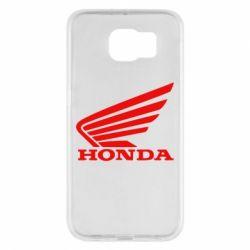 Чехол для Samsung S6 Honda