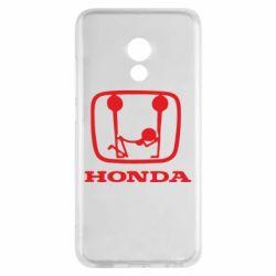 Чехол для Meizu Pro 6 Honda - FatLine