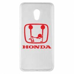 Чехол для Meizu Pro 6 Plus Honda - FatLine