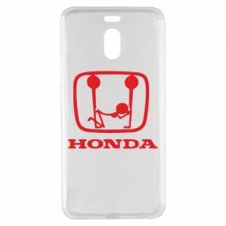Чехол для Meizu M6 Note Honda - FatLine