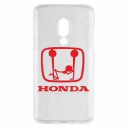 Чехол для Meizu 15 Honda - FatLine