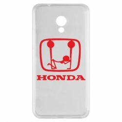 Чехол для Meizu M5s Honda - FatLine