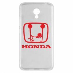 Чехол для Meizu M5c Honda - FatLine