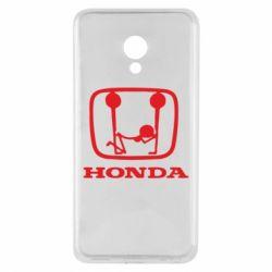 Чехол для Meizu M5 Honda - FatLine