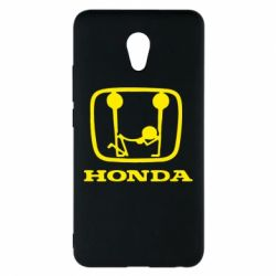 Чехол для Meizu M5 Note Honda - FatLine