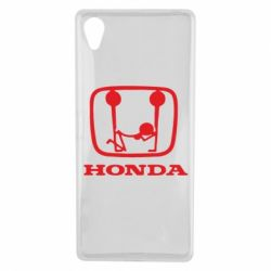 Чехол для Sony Xperia X Honda - FatLine