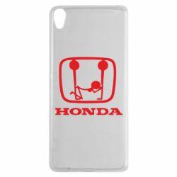 Чехол для Sony Xperia XA Honda - FatLine