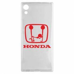 Чехол для Sony Xperia XA1 Honda - FatLine