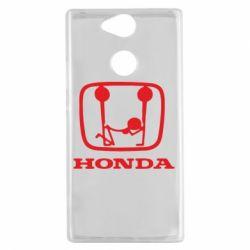 Чехол для Sony Xperia XA2 Honda - FatLine