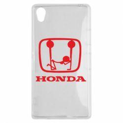 Чехол для Sony Xperia Z1 Honda - FatLine