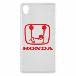 Чехол для Sony Xperia Z2 Honda - FatLine