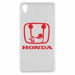 Чехол для Sony Xperia Z3 Honda - FatLine