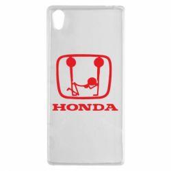 Чехол для Sony Xperia Z5 Honda - FatLine