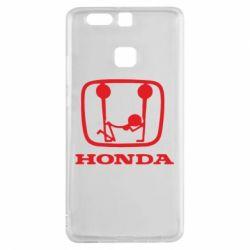 Чехол для Huawei P9 Honda - FatLine