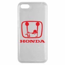 Чехол для Huawei Y5 2018 Honda - FatLine