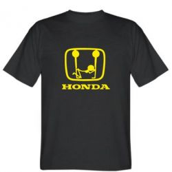 Мужская футболка Honda - FatLine
