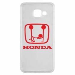 Чехол для Samsung A3 2016 Honda