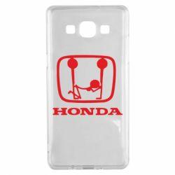 Чехол для Samsung A5 2015 Honda - FatLine