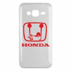 Чехол для Samsung J3 2016 Honda - FatLine