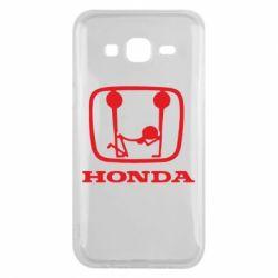 Чехол для Samsung J5 2015 Honda - FatLine
