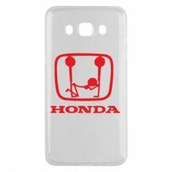 Чехол для Samsung J5 2016 Honda - FatLine