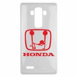 Чехол для LG G4 Honda - FatLine