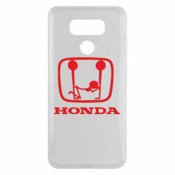 Чехол для LG G6 Honda - FatLine