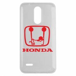 Чехол для LG K7 2017 Honda - FatLine